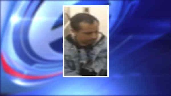 Subway groping captured on cell phone video