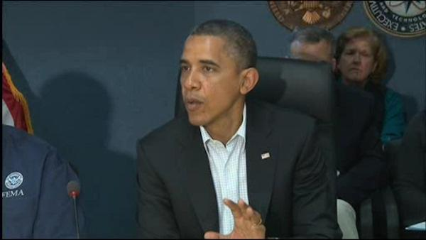 Obama in more talks with Republicans on fiscal cliff