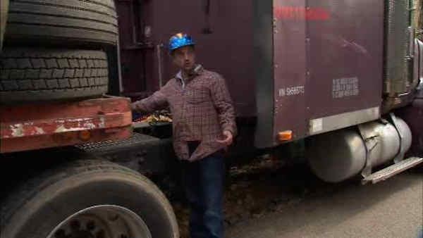 Man hit by vandals after traveling to help Sandy cleanup
