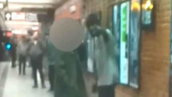 Manhunt continues for suspect in fatal subway push