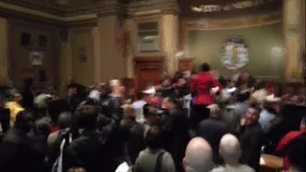 Newark City Council re-votes