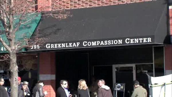 Greenleaf Compassion Center in Montclair opening