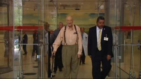 Ed Koch released from hospital