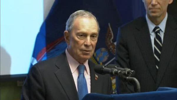Mayor Bloomberg announces improvements in NYC Life Expectancy