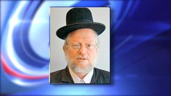 Rabbi sprayed with chemical in attack