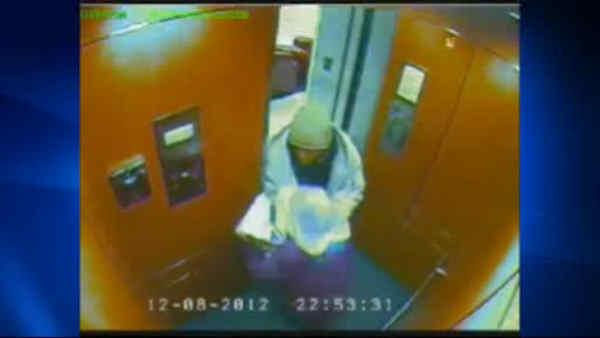 Suspect questioned in New York elevator muggings