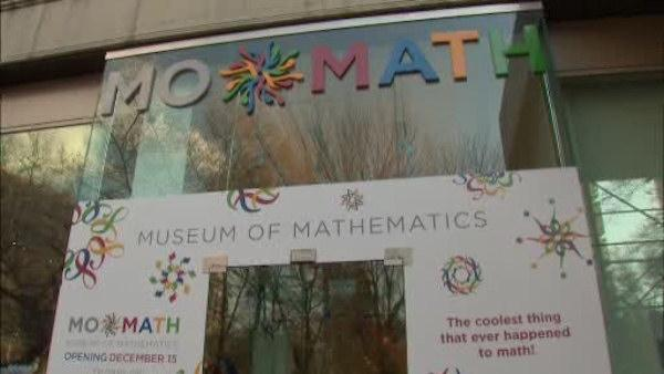 Math Museum to open in Manhattan