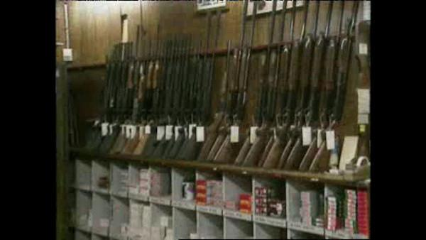 Questions raised about keeping guns at home