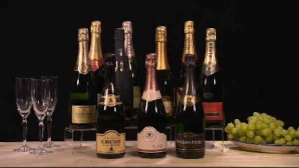 Consumer Reports review on sparkling wines
