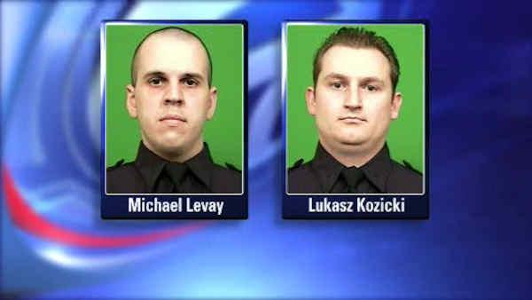 Officer wounded in subway shooting leaves hospital