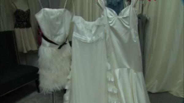 Designer turns to bridal fashions