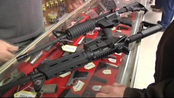 Gun control bill to be voted on by NY Legislature
