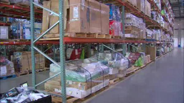 Inside a warehouse that can save you money
