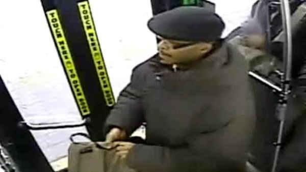 Suspect wanted in Bronx bus robbery