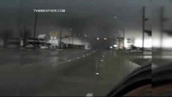 Tornado destroys homes, injures dozens