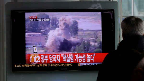 World outraged after North Korea nuke test