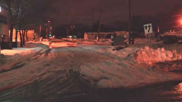 Motorists complain about lack of plowing in Suffolk County