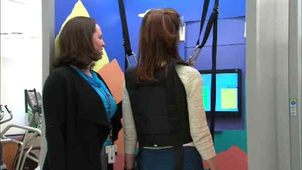 Physical Therapy helping Cancer patients