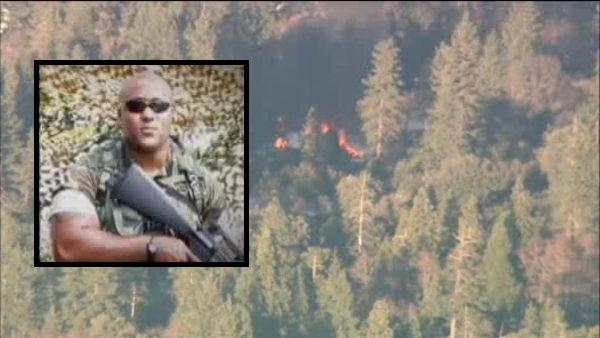Charred body in cabin believed to be Christopher Dorner