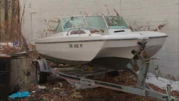 Man finds own boat for sale on Craigslist