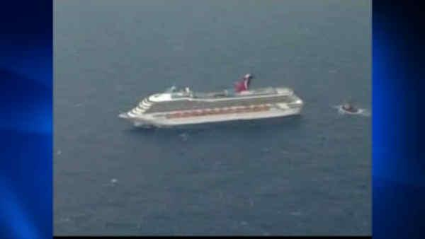 Damaged cruise ship due back in port Thursday