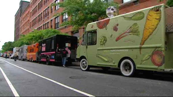 How rising gas prices are impacting food trucks