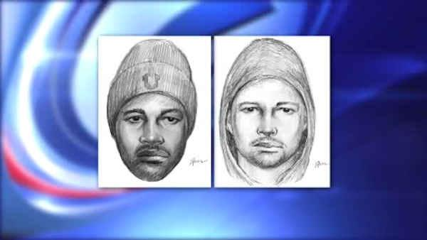Suspects sought in subway robberies