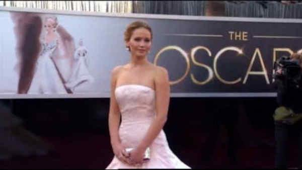 Oscar moments and fashions