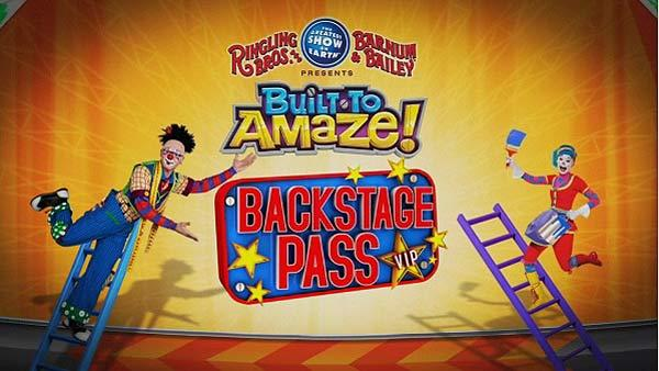 Built To Amaze: Backstage Pass, Part 4