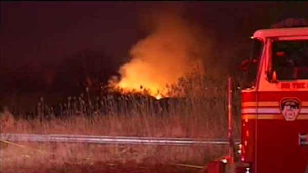 deadly brush fire in howard beach, queens