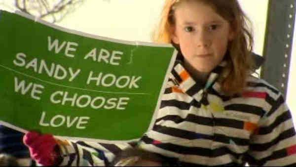 Cyclists pedal in memory of Sandy Hook victims