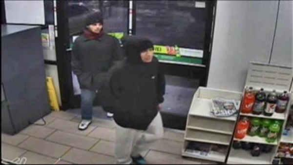 Surveillance photos of Bronx 7-Eleven robbery