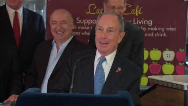 Mayor Bloomberg vows to fight sugary drinks ruling