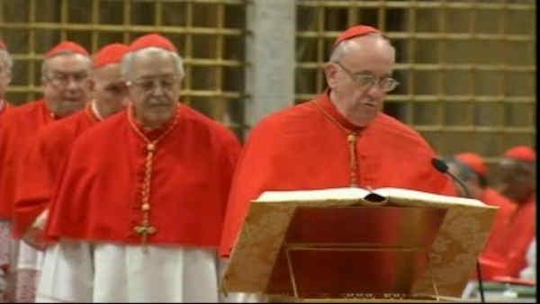 Cardinals ready for second day of Conclave