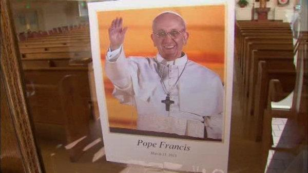 Latin community reacts to Pope Francis