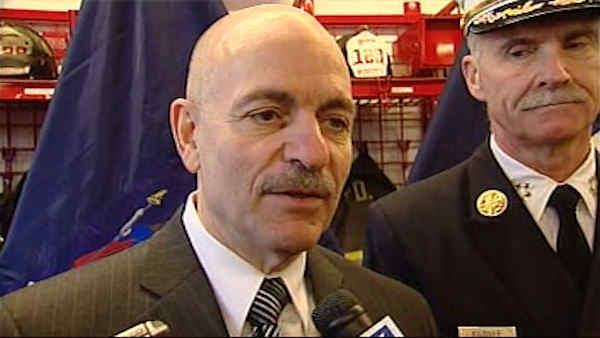 Tweets land FDNY commissioner's son in hot water