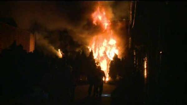 deadly fire in elizabeth, new jerse