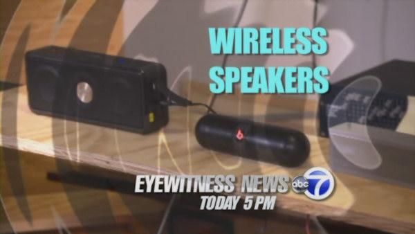 Eyewitness News shows you the best wireless speakers