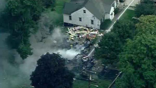 hunterdon county new jersey home explosion