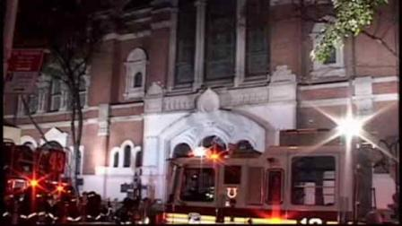 upper east side church fire