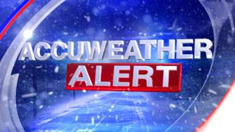 accuweather alert snow