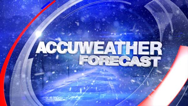 AccuWeather: Snow to rain Saturday
