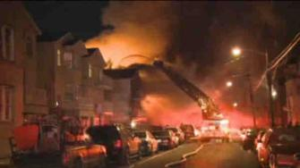deadly fire in Jersey City, New Jersey