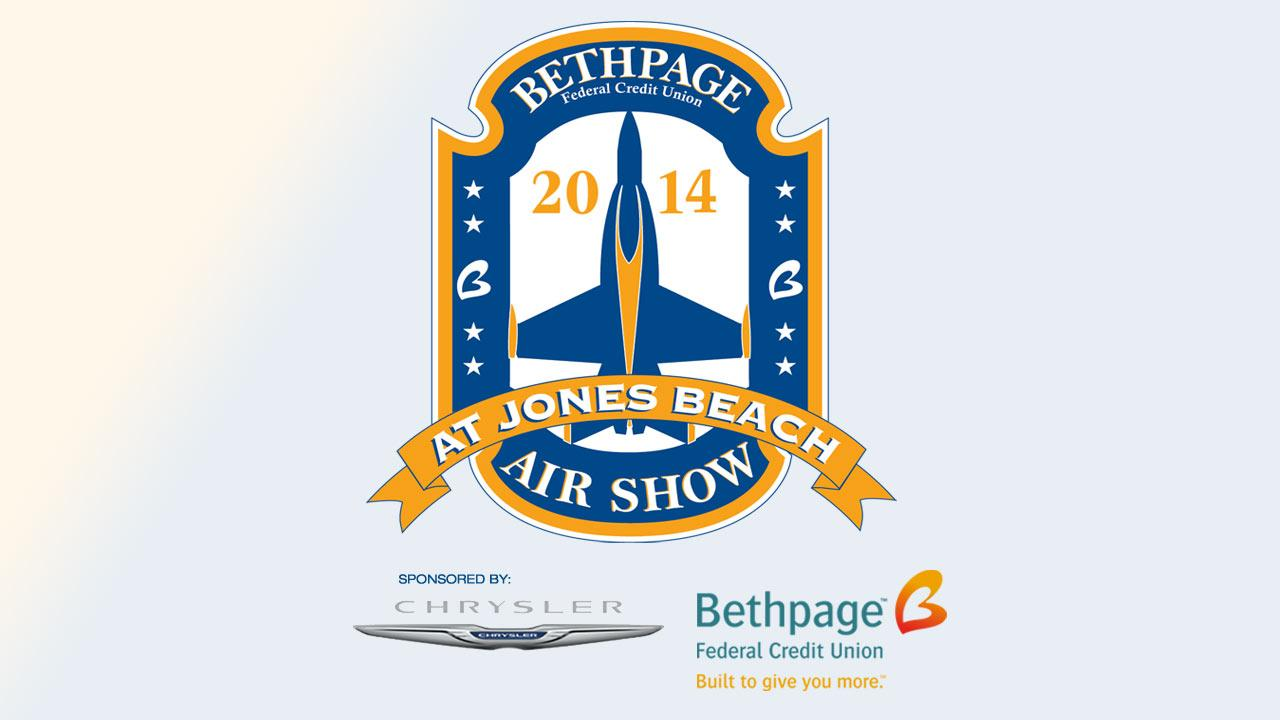 2014 Bethpage Air Show at Jones Beach