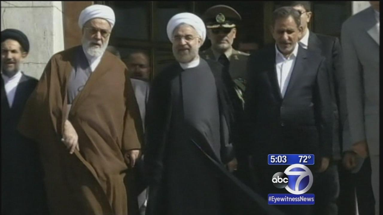 Iran front and center at General Assembly