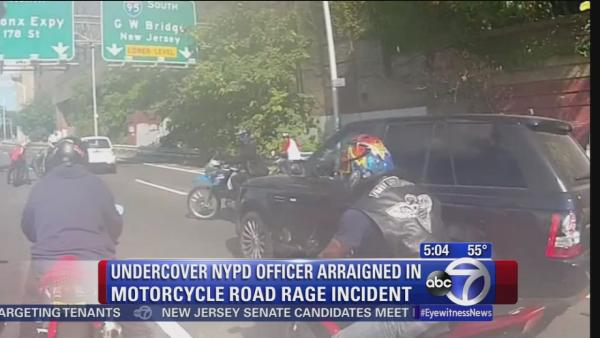 Suspects continue to surrender in biker road rage