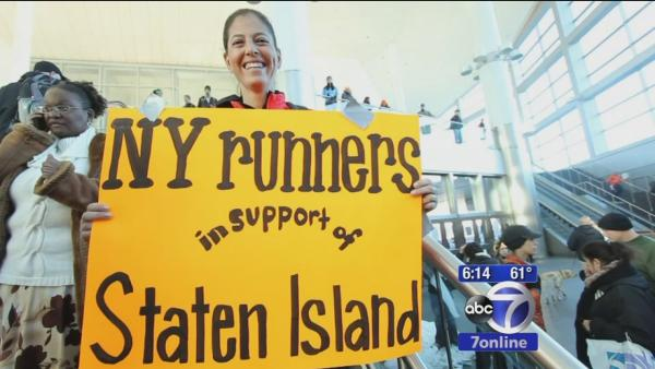 'Staten Island Day' held to honor borough after Sandy