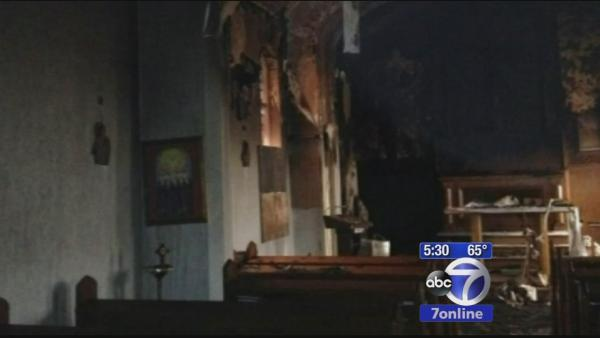 Investigators search for cause of Convent fire