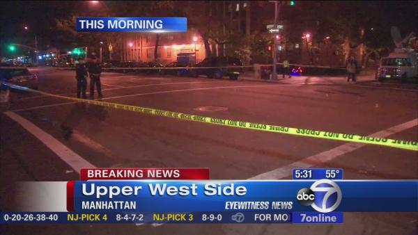 Man shot in chest on Upper West Side