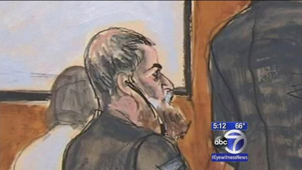 Libyan terror suspect arraigned in NYC